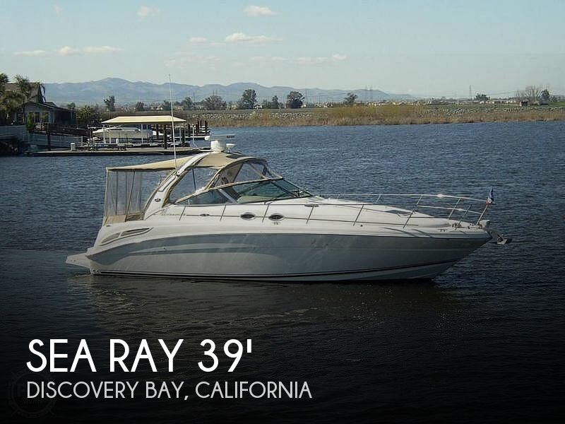 Used Sea Ray Boats For Sale in California by owner | 2004 Sea Ray 360 Sundancer