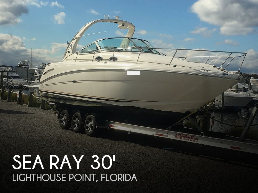 Used Sea Ray 300 Boats For Sale by owner | 2002 Sea Ray Sundancer 300