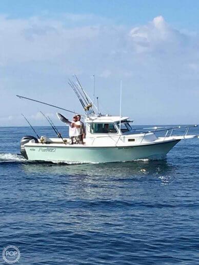 Parker Marine 2120 SPORT CABIN, 2120, for sale - $50,000