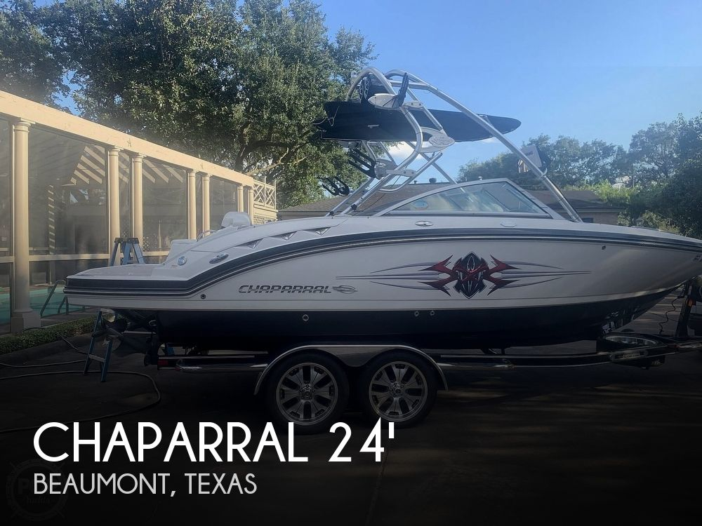 Used Chaparral 24 Boats For Sale by owner | 2011 Chaparral 244 Xtreme