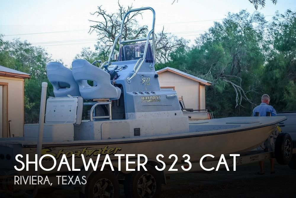 Used Boats For Sale in Corpus Christi, Texas by owner | 2016 Shoalwater 23 CAT