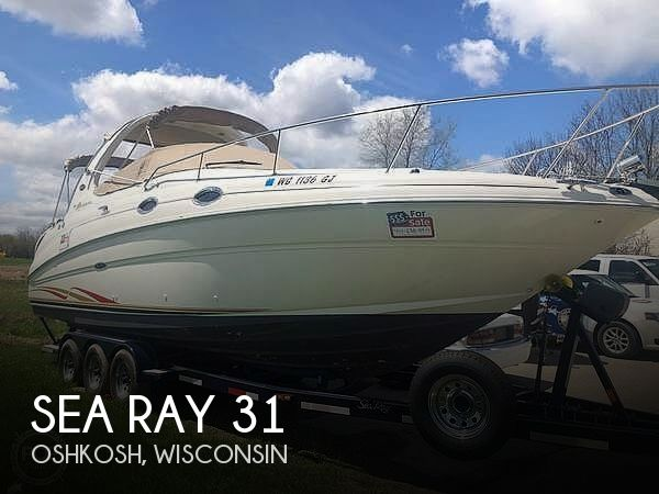 Used Sea Ray 31 Boats For Sale by owner | 2002 Sea Ray 31