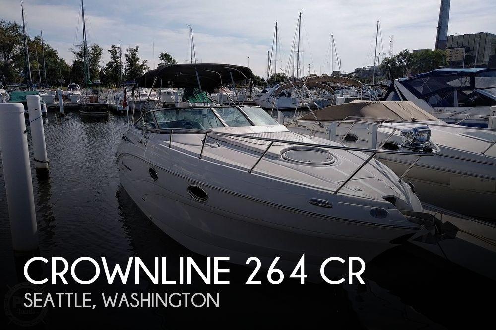 2014 Crownline 264 CR