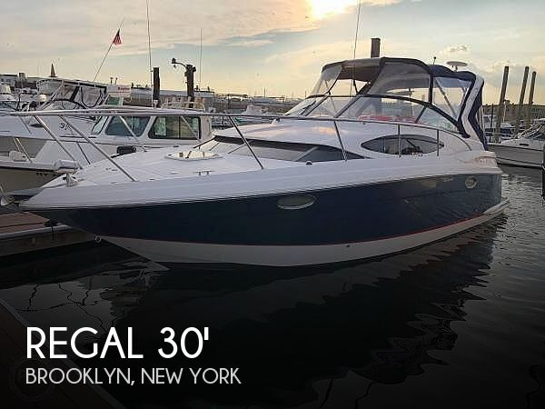Used Regal 30 Boats For Sale by owner | 2007 Regal 3060 Window Express