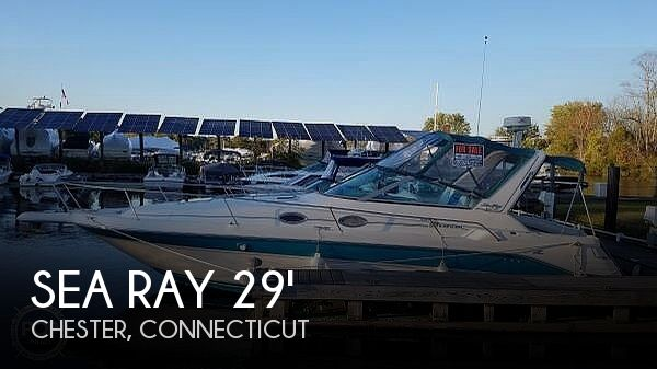 Used Sea Ray Sundancer 290 Boats For Sale by owner | 1994 Sea Ray Sundancer 290