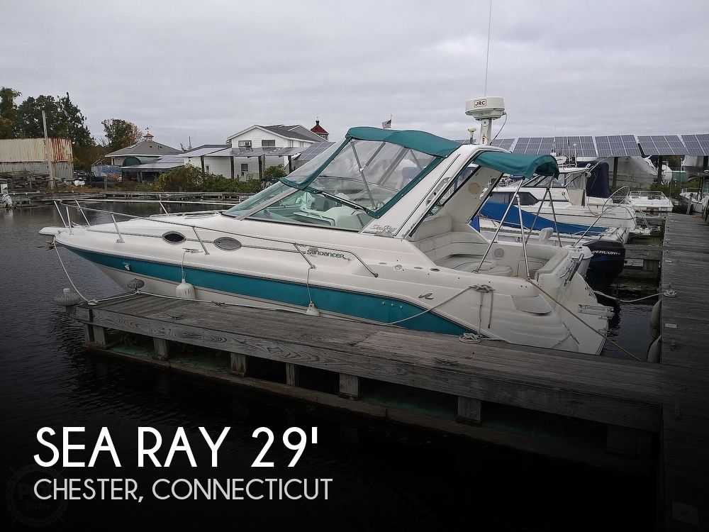 1994 SEA RAY 290 SUNDANCER for sale