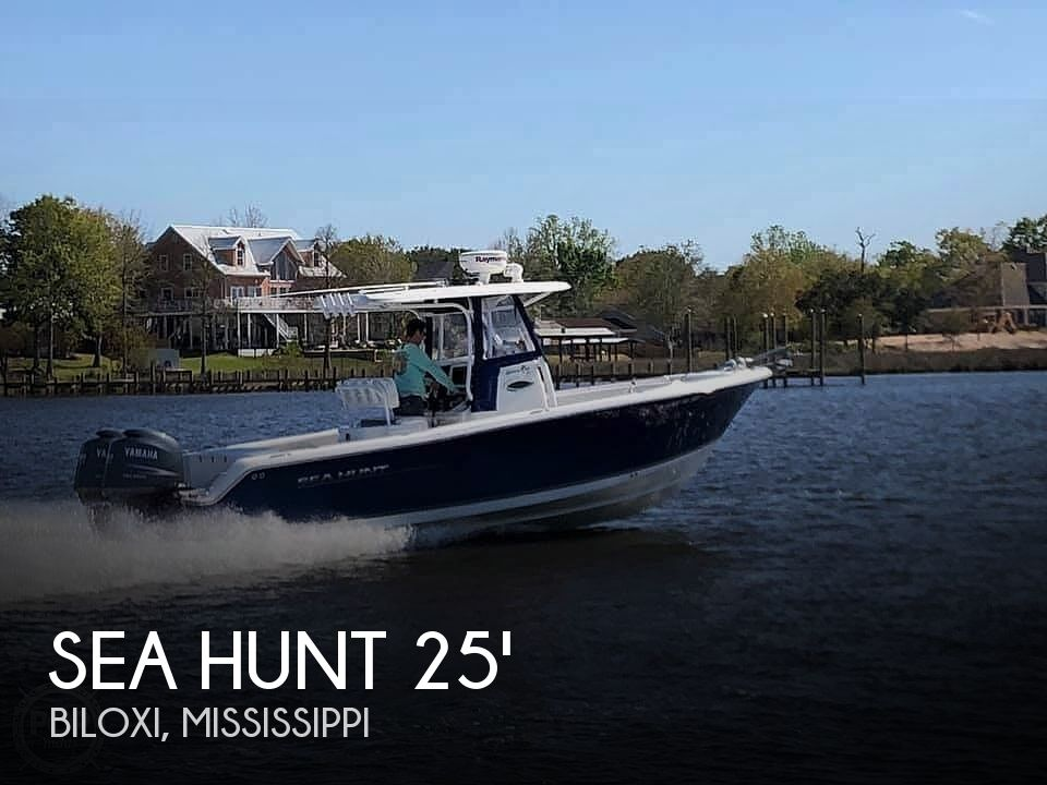 Used Sea Hunt Boats For Sale by owner | 2011 Sea Hunt 25 GAMEFISH