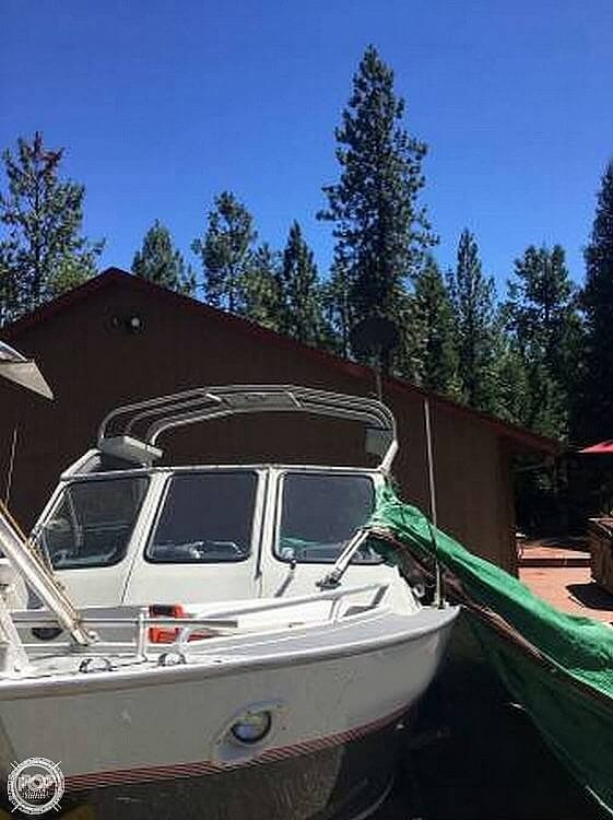 1994 Jetcraft boat for sale, model of the boat is 21 & Image # 3 of 3