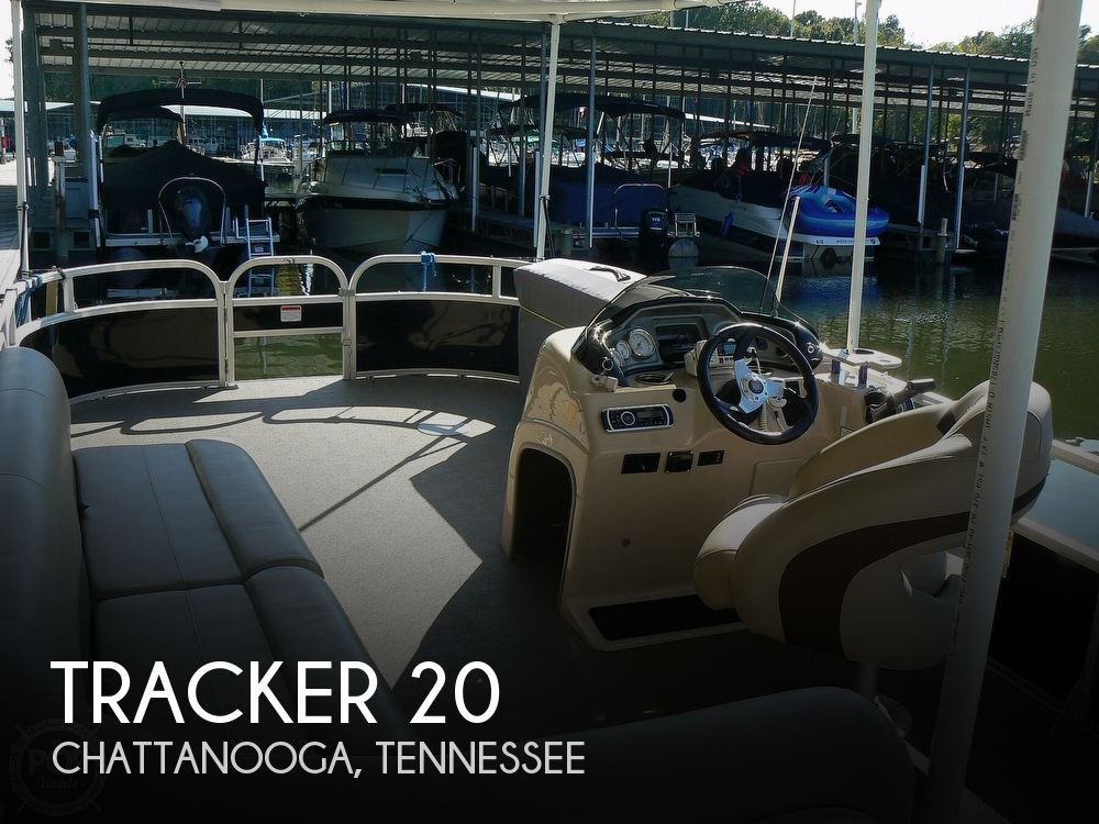 2017 TRACKER BOATS 20 FISHING/CAMPING 211 for sale