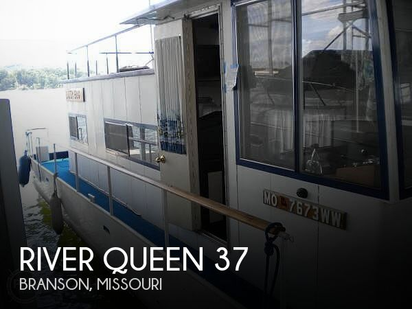 Used River Queen Boats For Sale by owner | 1969 River Queen 37