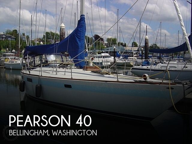 Used Pearson Sailboats For Sale by owner | 1980 Pearson 40
