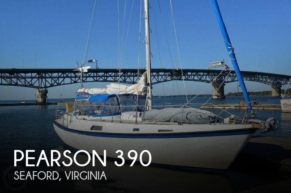 1972 PEARSON 390 CENTER COCKPIT for sale