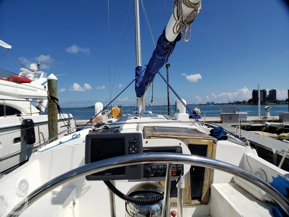 1981 Lancer Yachts boat for sale, model of the boat is 42 Masthead Sloop & Image # 2 of 40