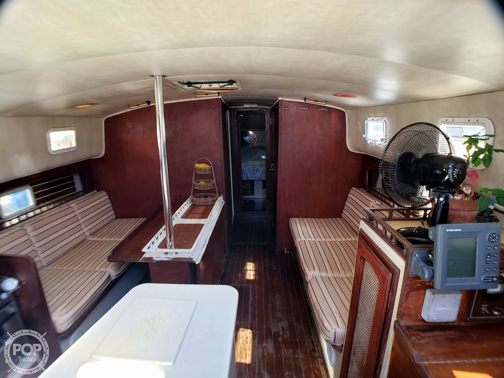 1981 Lancer Yachts boat for sale, model of the boat is 42 Masthead Sloop & Image # 3 of 40