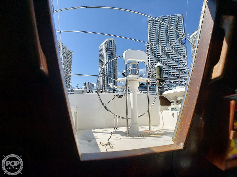 1981 Lancer Yachts boat for sale, model of the boat is 42 Masthead Sloop & Image # 8 of 40