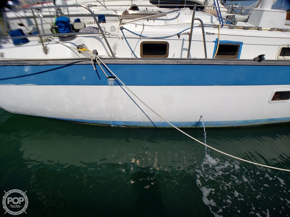 1981 Lancer Yachts boat for sale, model of the boat is 42 Masthead Sloop & Image # 13 of 40