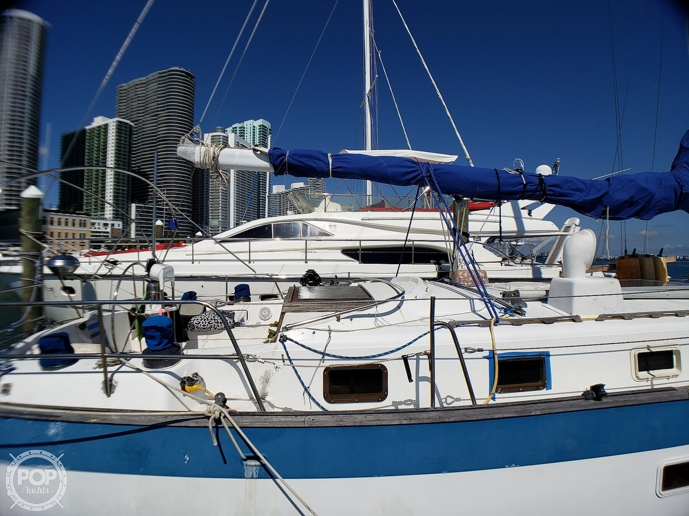 1981 Lancer Yachts boat for sale, model of the boat is 42 Masthead Sloop & Image # 15 of 40
