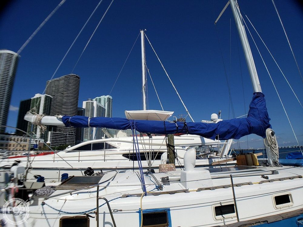 1981 Lancer Yachts boat for sale, model of the boat is 42 Masthead Sloop & Image # 18 of 40