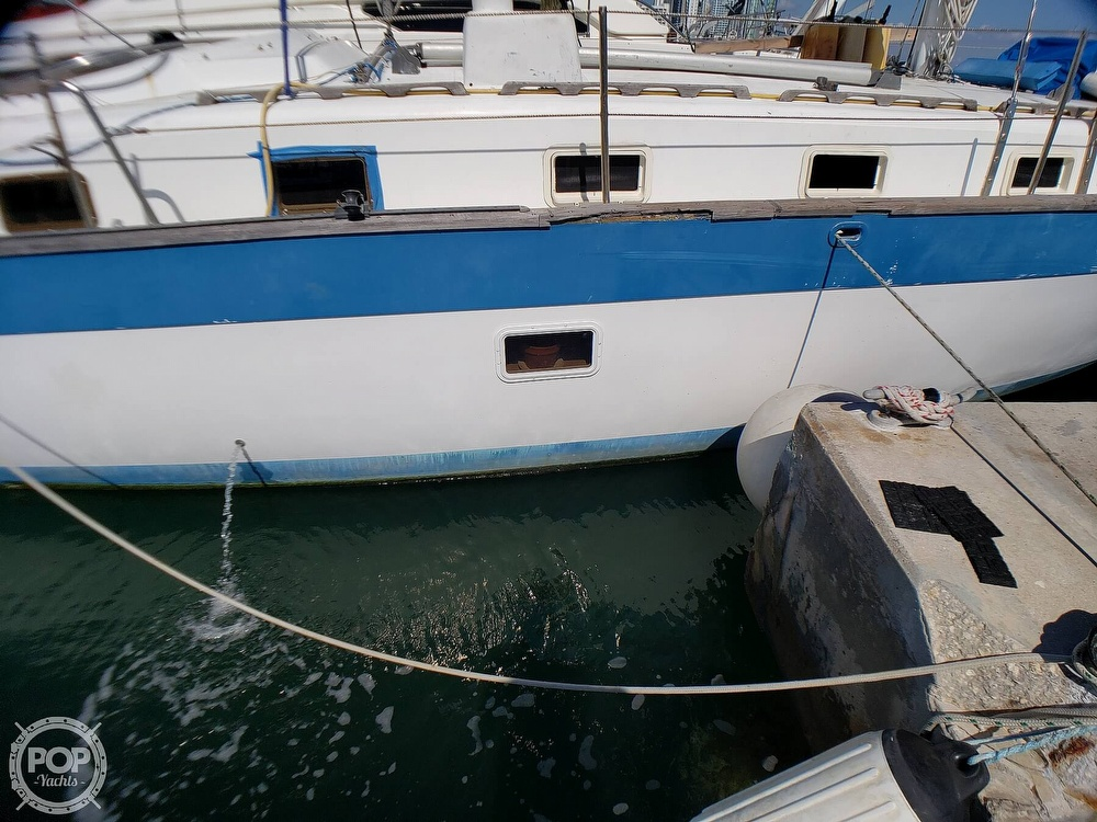 1981 Lancer Yachts boat for sale, model of the boat is 42 Masthead Sloop & Image # 19 of 40