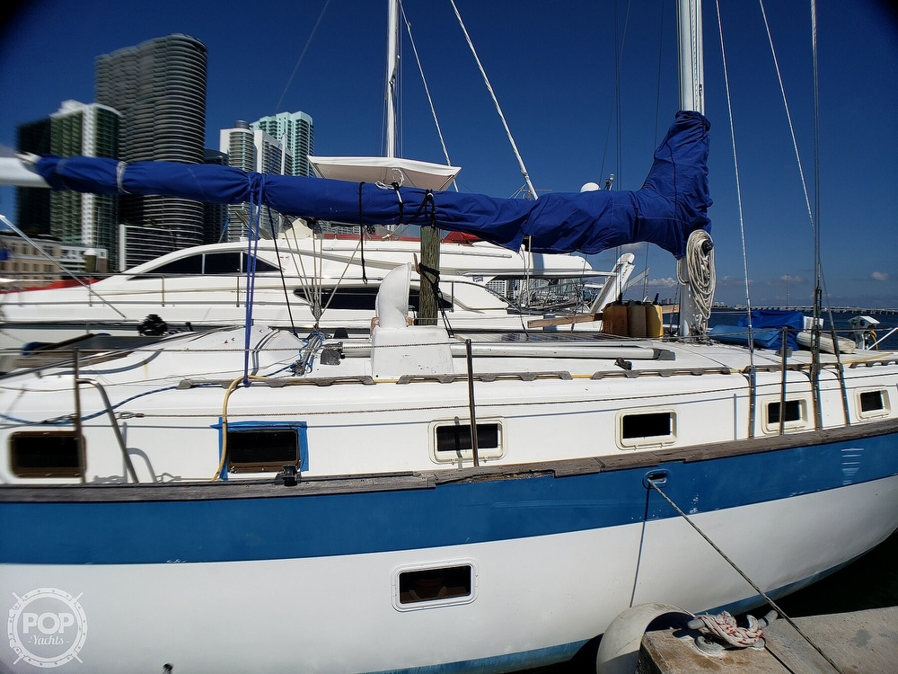 1981 Lancer Yachts boat for sale, model of the boat is 42 Masthead Sloop & Image # 20 of 40