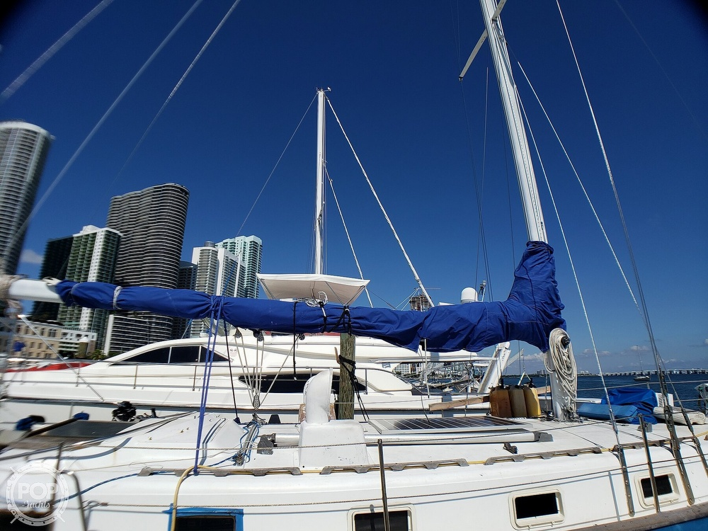 1981 Lancer Yachts boat for sale, model of the boat is 42 Masthead Sloop & Image # 21 of 40