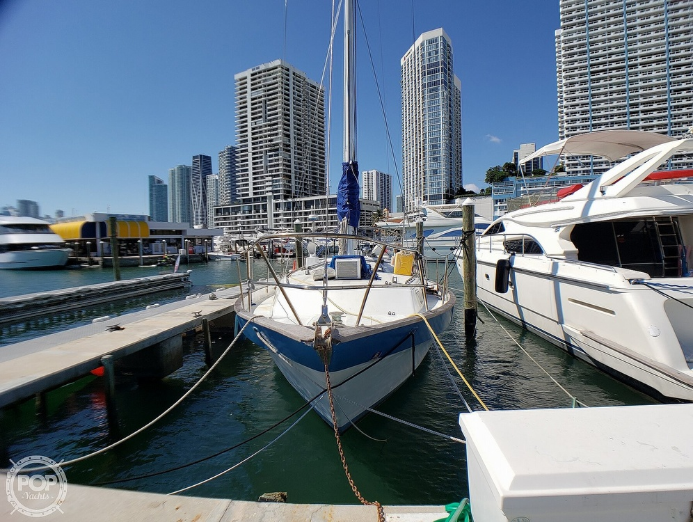 1981 Lancer Yachts boat for sale, model of the boat is 42 Masthead Sloop & Image # 39 of 40