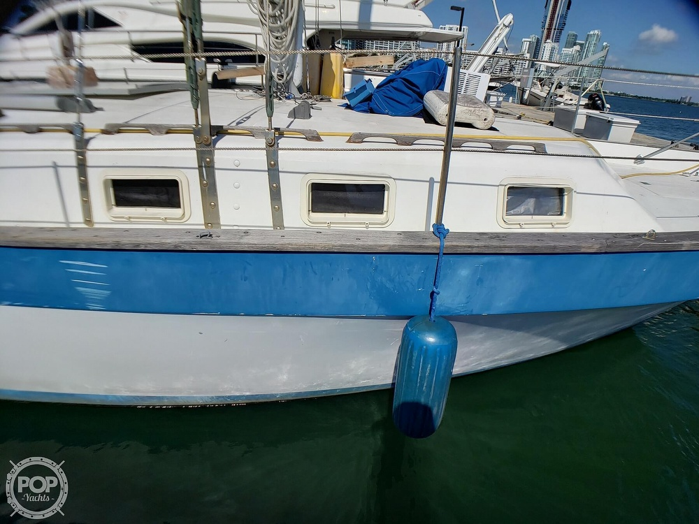 1981 Lancer Yachts boat for sale, model of the boat is 42 Masthead Sloop & Image # 31 of 40