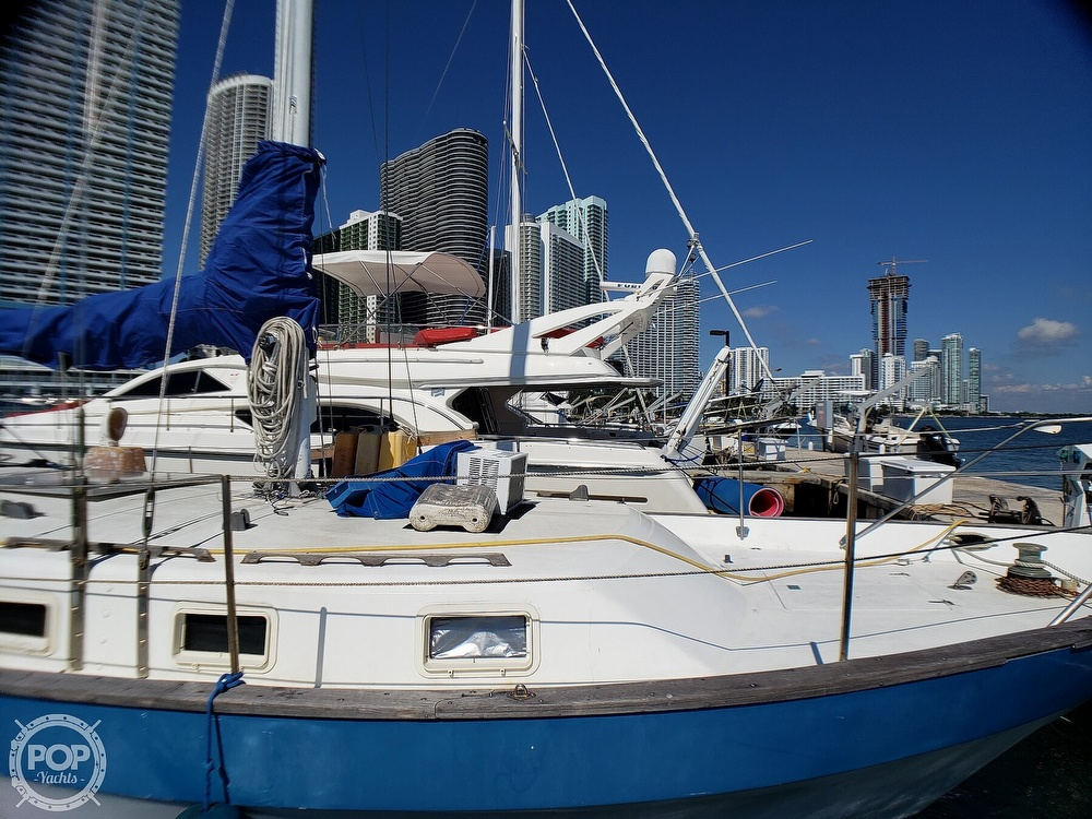 1981 Lancer Yachts boat for sale, model of the boat is 42 Masthead Sloop & Image # 33 of 40