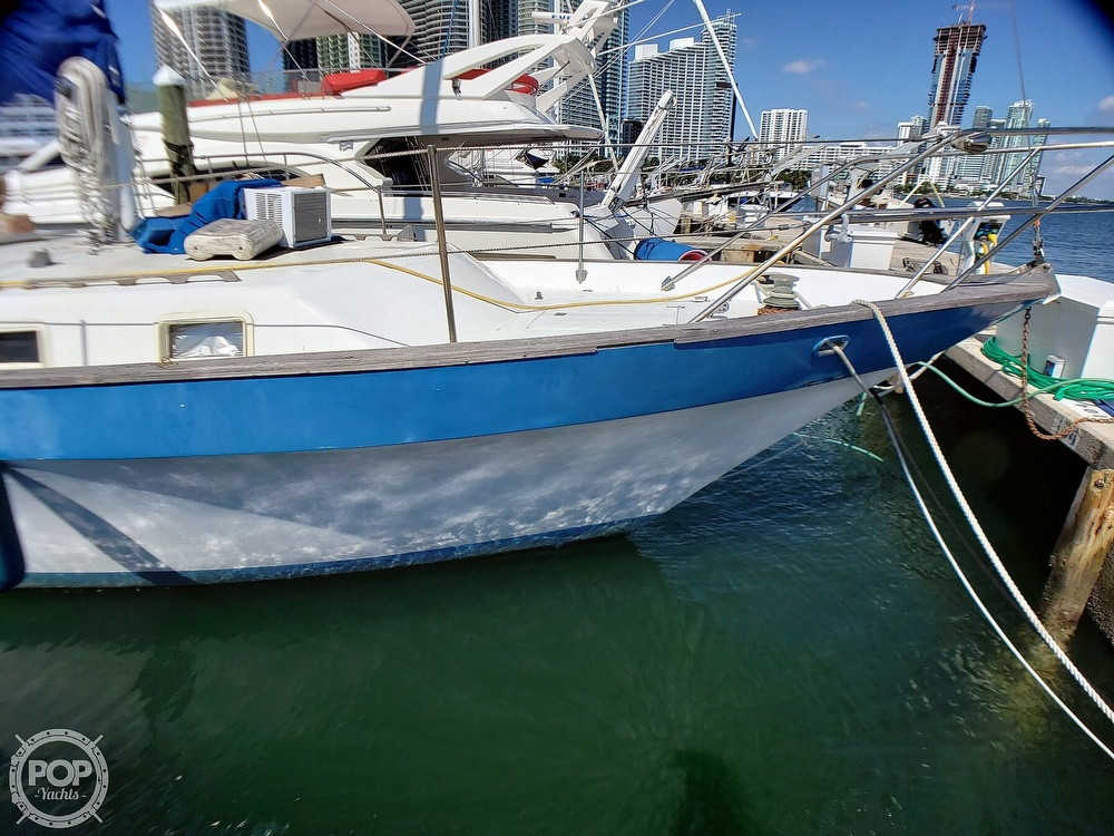 1981 Lancer Yachts boat for sale, model of the boat is 42 Masthead Sloop & Image # 35 of 40