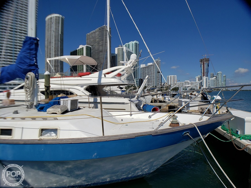 1981 Lancer Yachts boat for sale, model of the boat is 42 Masthead Sloop & Image # 36 of 40