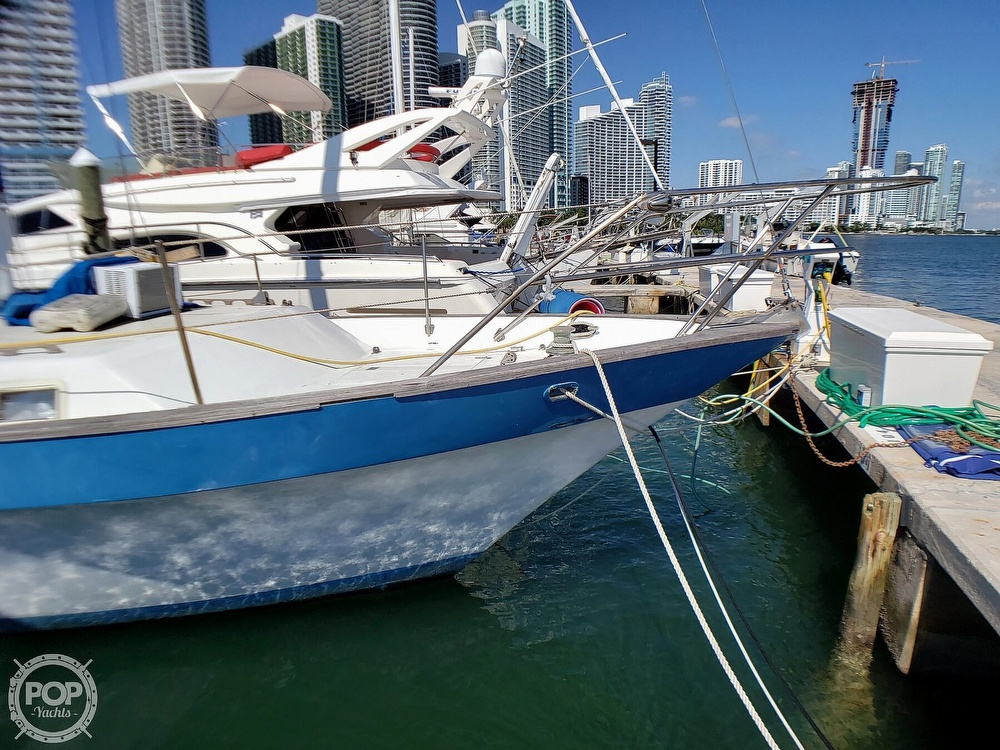 1981 Lancer Yachts boat for sale, model of the boat is 42 Masthead Sloop & Image # 37 of 40