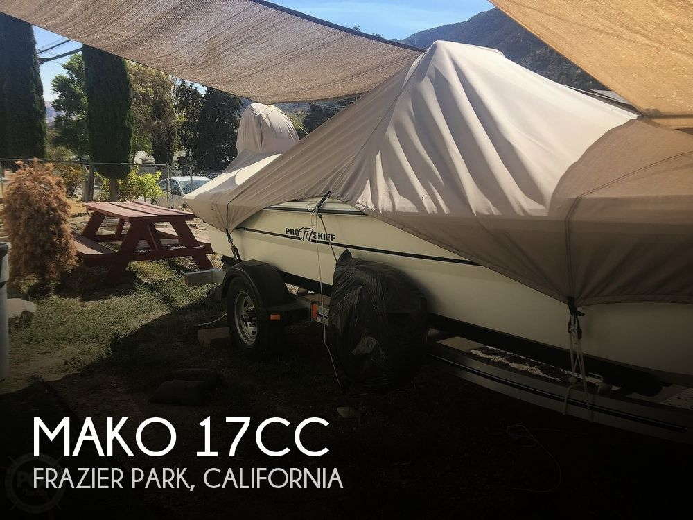 Used Boats For Sale in Bakersfield, California by owner | 2014 Mako 17CC