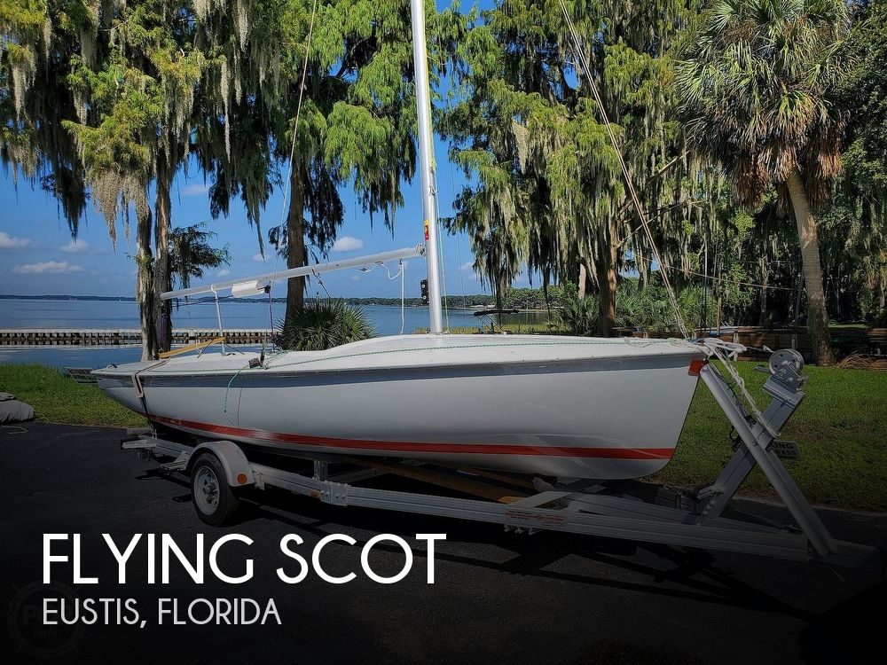2020 Flying boat for sale, model of the boat is Scot & Image # 1 of 40