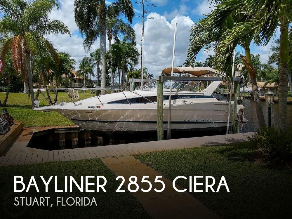 Used Bayliner 2855 Ciera Boats For Sale by owner | 1996 Bayliner 2855 Ciera