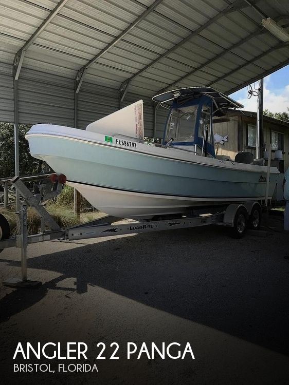 Used Angler Boats For Sale by owner | 2008 Angler 22 Panga