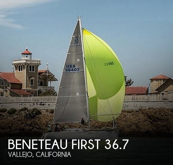 Used Beneteau Sailboats For Sale in California by owner | 2003 Beneteau First 36.7