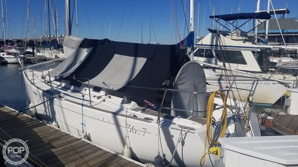 2003 Beneteau boat for sale, model of the boat is First 36.7 & Image # 2 of 40