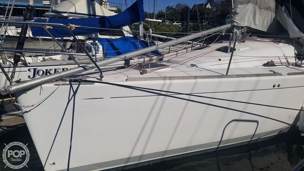 2003 Beneteau boat for sale, model of the boat is First 36.7 & Image # 11 of 40