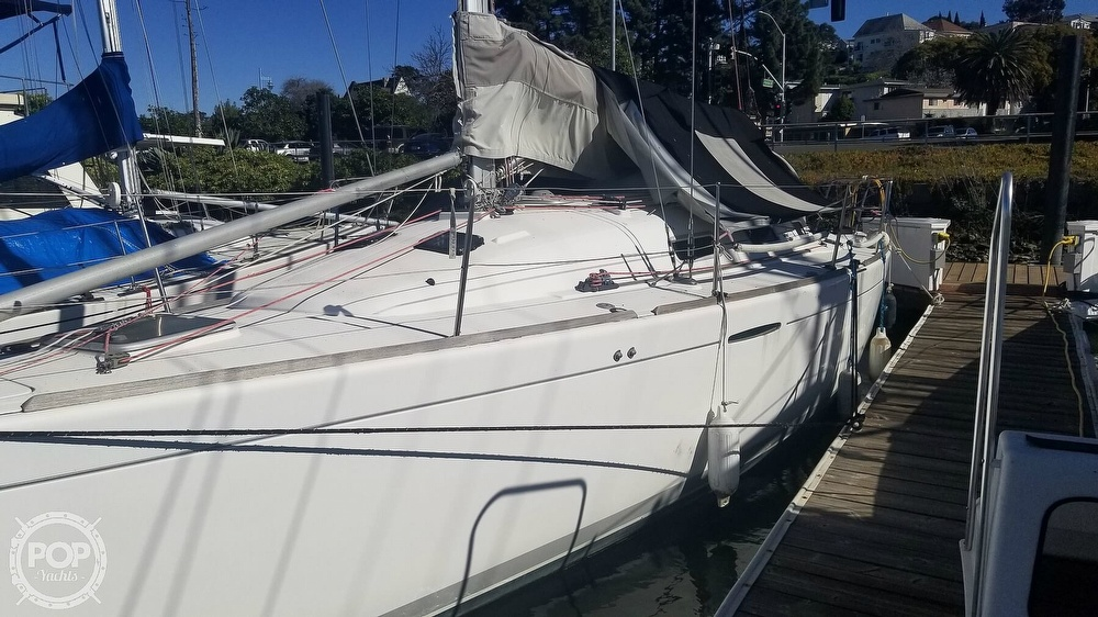 2003 Beneteau boat for sale, model of the boat is First 36.7 & Image # 12 of 40