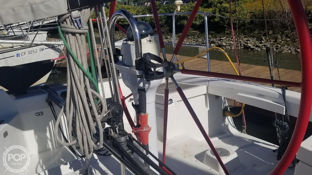 2003 Beneteau boat for sale, model of the boat is First 36.7 & Image # 22 of 40