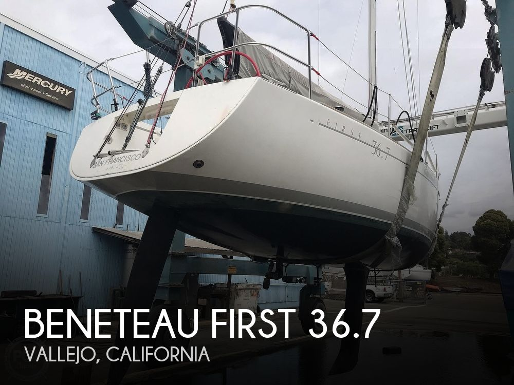 2003 Beneteau boat for sale, model of the boat is First 36.7 & Image # 1 of 40