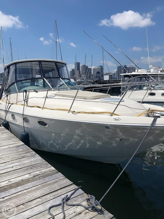 2004 Monterey boat for sale, model of the boat is 322 & Image # 2 of 41