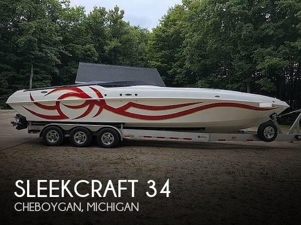 Used Sleekcraft Boats For Sale by owner | 2001 Sleekcraft 34
