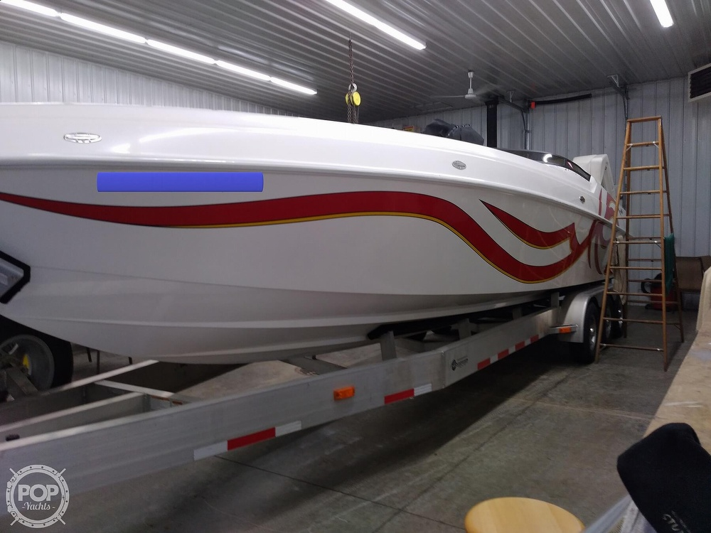 2001 Sleekcraft boat for sale, model of the boat is 34 & Image # 6 of 40