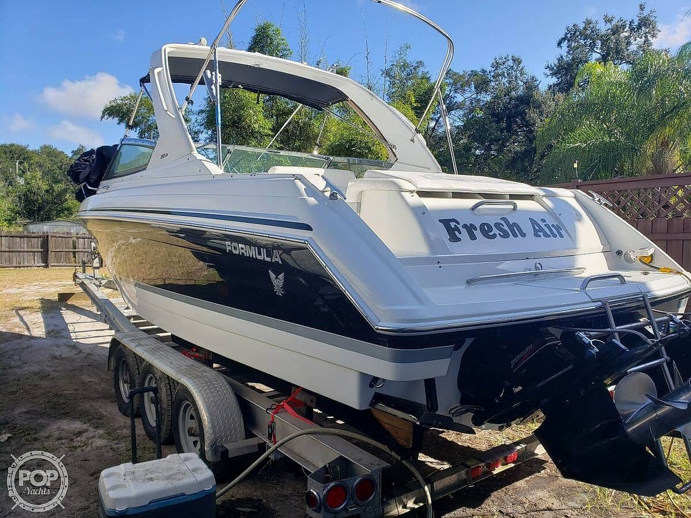 2004 Formula boat for sale, model of the boat is 280ss & Image # 8 of 40