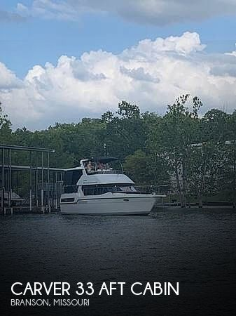 Used Carver 35 Boats For Sale by owner | 1992 Carver 350