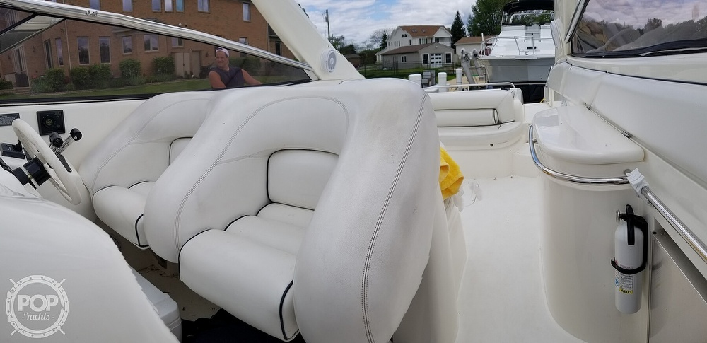 1998 Sunseeker boat for sale, model of the boat is Superhawk & Image # 30 of 40