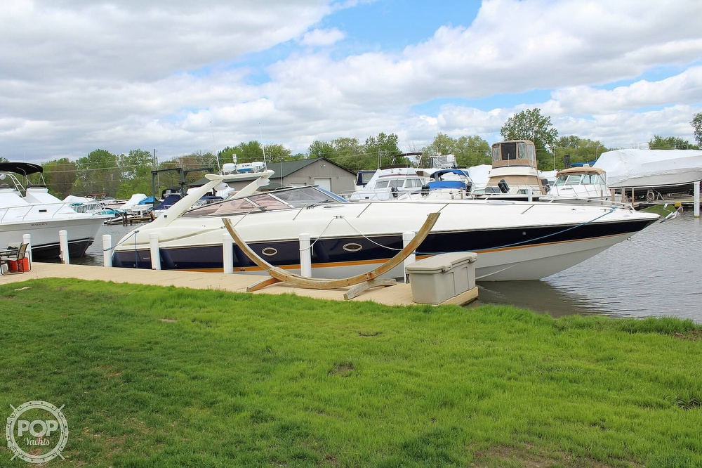 1998 Sunseeker boat for sale, model of the boat is Superhawk & Image # 7 of 40