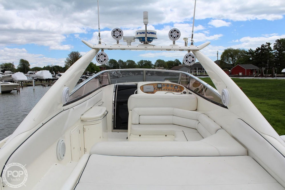 1998 Sunseeker boat for sale, model of the boat is Superhawk & Image # 12 of 40