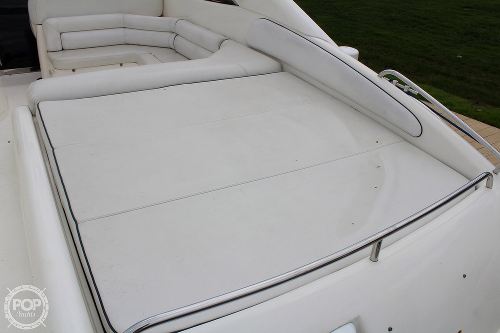1998 Sunseeker boat for sale, model of the boat is Superhawk & Image # 14 of 40